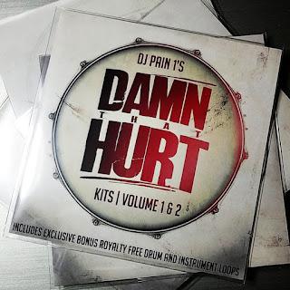 DJ Pain 1: Drum/Sample kits