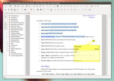 Master PDF Editor 4 Ubuntu