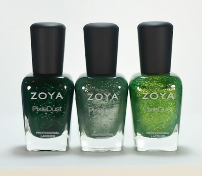 zoya elphie comparisons