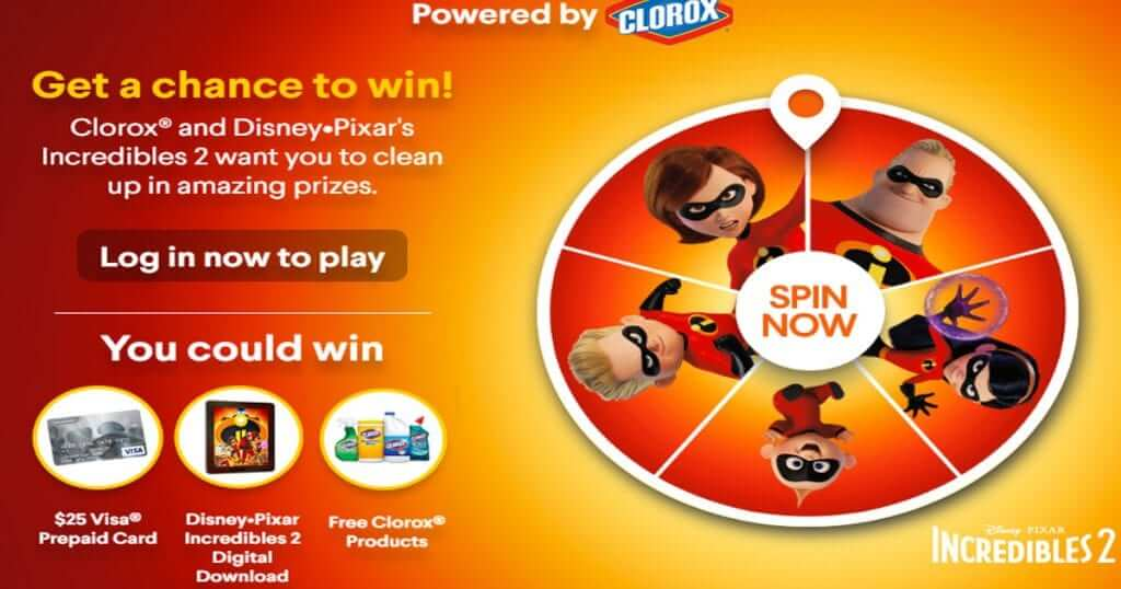 Super Powered Spin Instant Win Game - Free Samples
