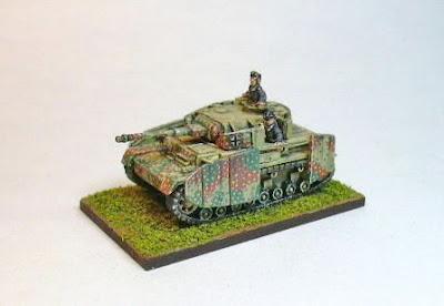 1st place: Panzer IV