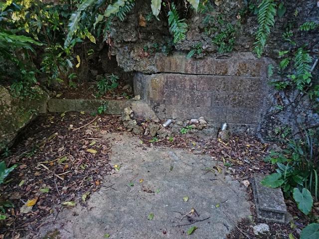 ウナザラのお墓の写真