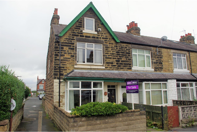 Harrogate Property News - 3 bed terraced house for sale Burke Street, Harrogate HG1