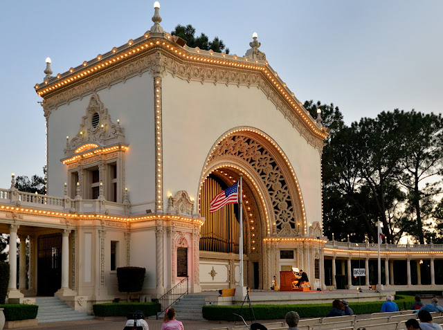 Spreckels Organ Society is a great place to catch a free concert in San Diego. Photo: Robert Lang