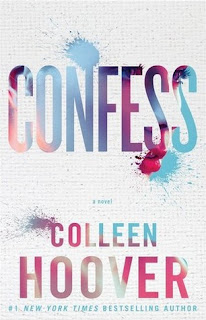 Confess by Colleen Hoover standalaone, romance, contemporary