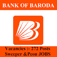 Bank Of Baroda, BOB, freejobalert, Sarkari Naukri, BOB Answer Key, Answer Key, bob logo