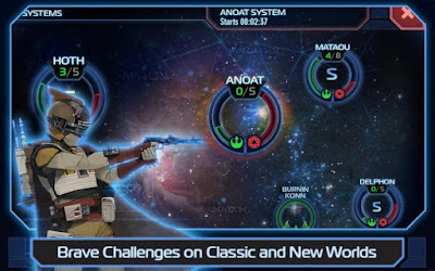 Free Download Star Wars: Uprising Apk v3.0.0 Mod (God Mode) Update