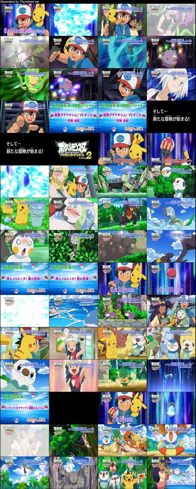 Meloetta Pokemon Week