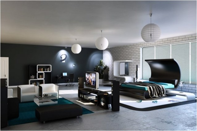 Luxurious Modern Bedrooms 17