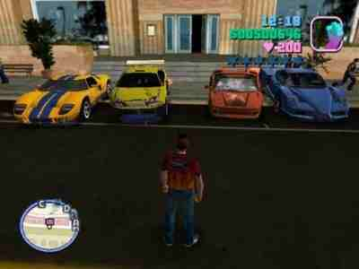 GTA Vice City Xtreme Speed MOD wallpapers, screenshots, images, photos, cover, poster