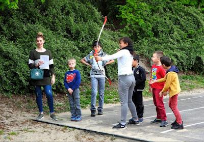 LE PETIT-QUEVILLY. Les maisons de l'enfance ont organisé leur olympiade des vacances de printemps.