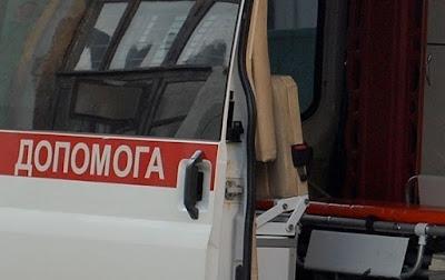 На Донбасі дворічна дитина вижила після падіння з п'ятого поверху