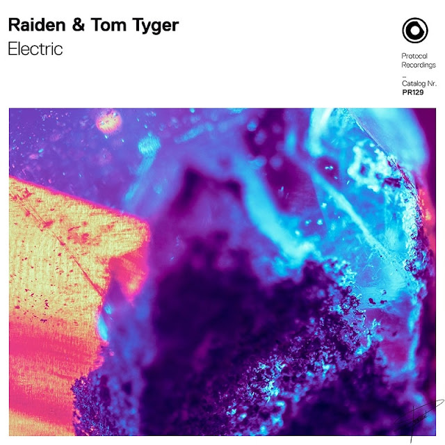 Raiden & Tom Tyger Drop Energetic New Track 'Electric'