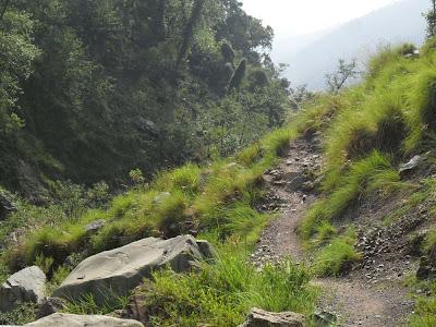 करेरी यात्रा- गतडी से करेरी गांव