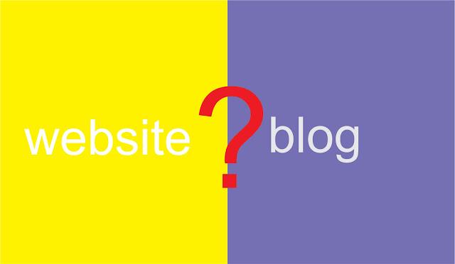 mengalami kemajuan dan inovasi begitu cepat Inilah Perbedaan Website dan Blog Yang Harus Kamu Tahu