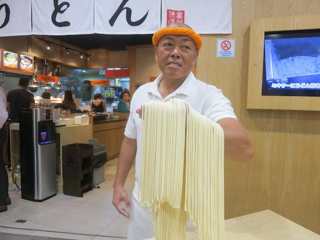 Chef Tamotsu Kurokawa