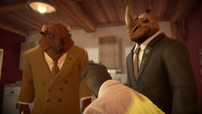Blacksad Under The Skin Game Screenshot 7