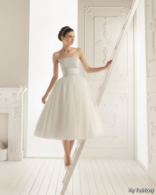Wedding Dresses For Short Brides | Wedding Dresses