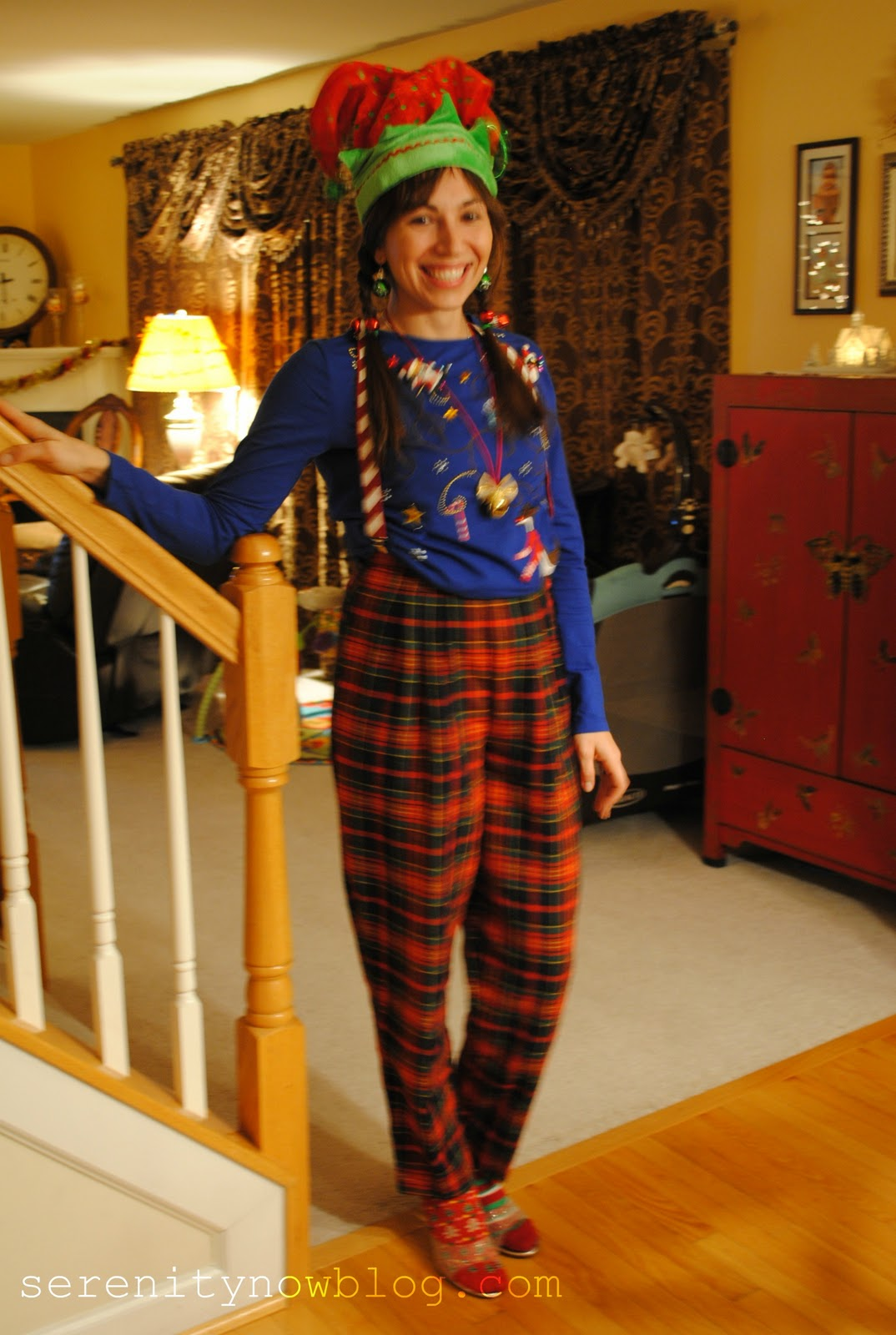 Serenity Now How To Throw An Ugly Christmas Sweater Party