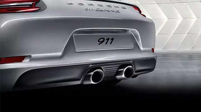 Spesifikasi dan Harga Mobil Porsche 911 Carrera Terbaru