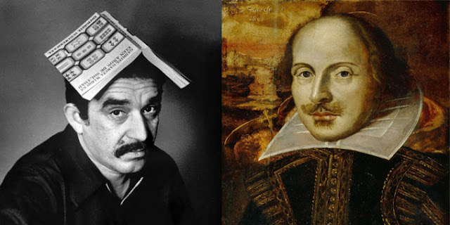Marquez and Shakespeare