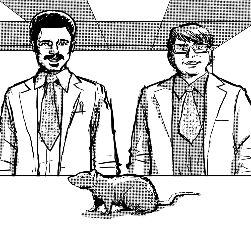 Paul Hoppe Illustration News