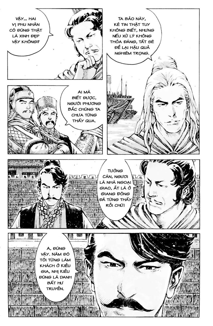 Hỏa phụng liêu nguyên Chương 402: Họa phúc chi giai [Remake] trang 4