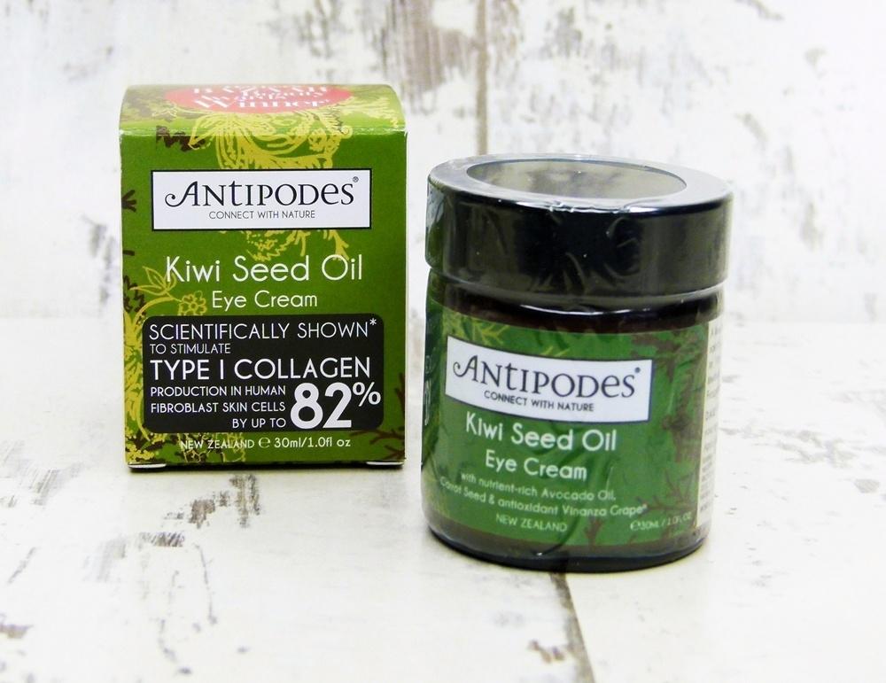 1001 Pasji: Antipodes Kiwi Seed Oil Eye Cream