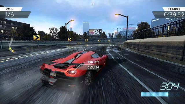 تحميل لعبة السابق الشهيرة نيد فور سبيد موست ونتد Need for Speed Most Wanted اخر اصدار (اوفلاين)