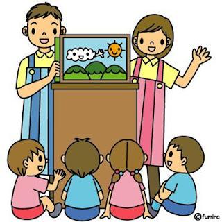 Diversos comandos de voz para organizar a rotina em turmas de Educação Infantil