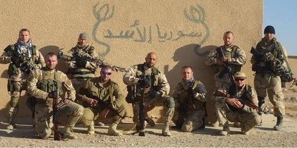 Αμερικανικά ΜΜΕ: «Οι Ρώσοι Spetsnaz διέλυσαν το ISIS και δίνουν την νίκη στον συριακό Στρατό»