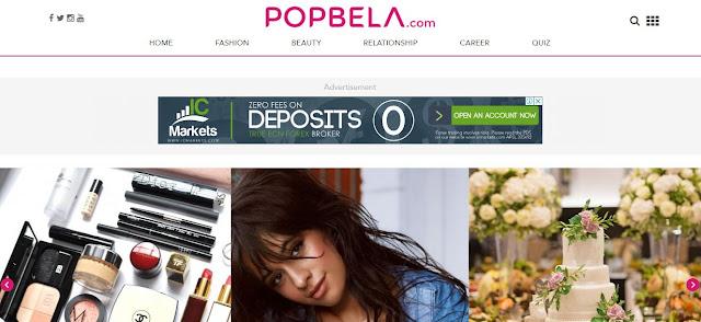 Review Positif Popbela.com. Popbela.com Web Perempuan milenial. Web wanita modern Indonesia. Situs lifestyle, beauty, karir perempuan, fashion perempuan, gaya hidup perempuan dan wanita populer Popbela.com