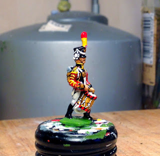 Der Kriegspielers DK 7: French Line Infantry Command, Drummer