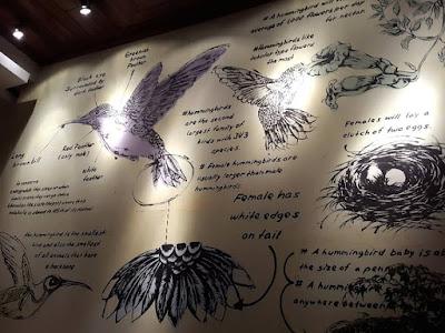 Hummingbird Eatery in Bandung Java
