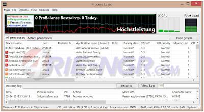 Process Lasso Pro 8.9.8.42 Full Version