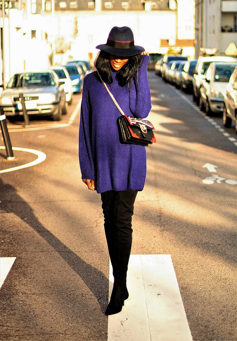streetlook-sweater-dress-over-the-knee-boots