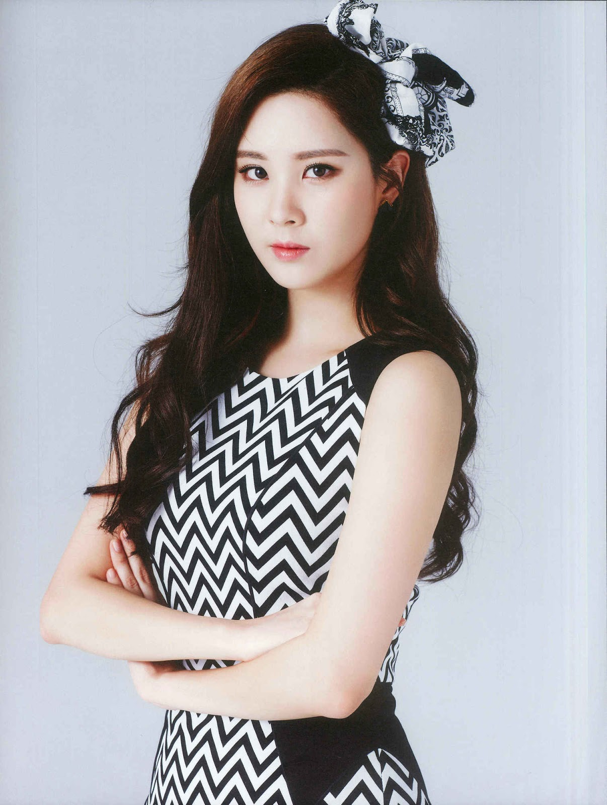 Snsd Seohyun Airport Fashion: Check Out The Scans From SNSD's 'Phantasia' Goods