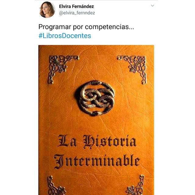 #LibrosDocentes