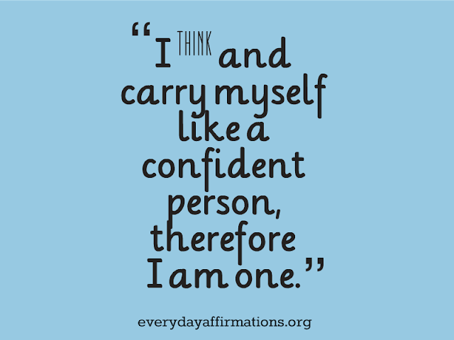 15 Affirmations to a Confident You3