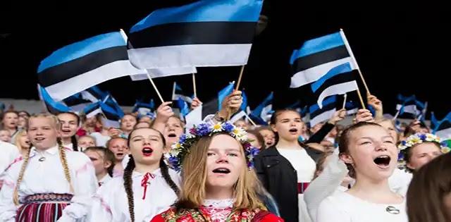 الزواج من استونيا