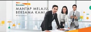 Info Lowongan Kerja S1/S2 Fresh Graduate di BANK DANAMON INDONESIA