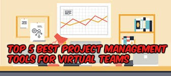 Top 5 Best Project Management Tools For Virtual Teams