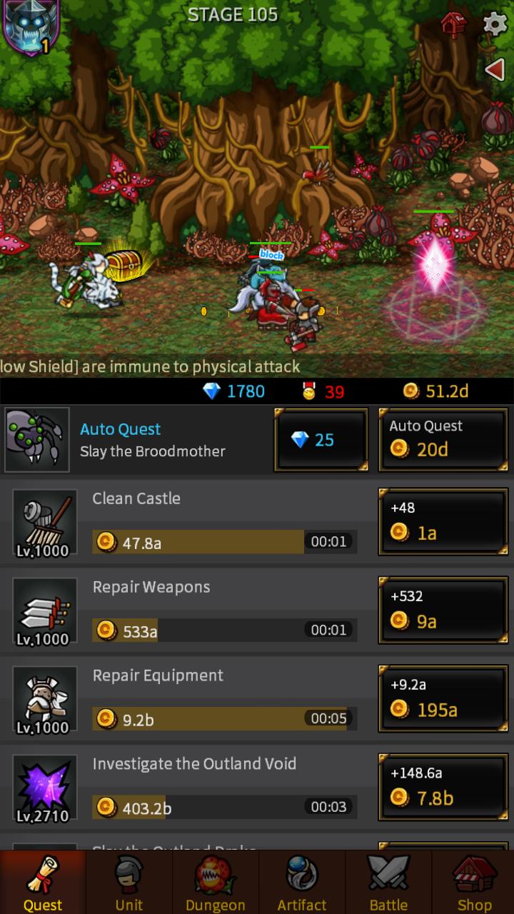 [REVIEW] Endless Frontier: Game RPG Yang bikin nagih
