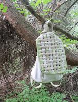текстильная сумка ручная работа