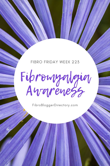 Help raise Fibro awareness this month
