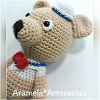 http://amigurumislandia.blogspot.com.ar/2018/09/amigurumi-osito-marinero-aramela-artesanias.html