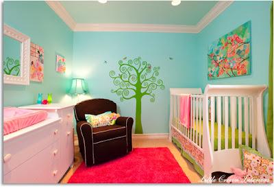 Gambar Desain Interior Minimalis: Kamar Bayi- Design Rumah ...