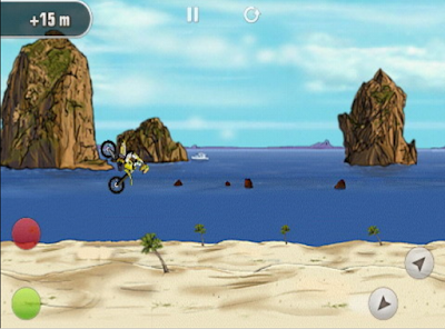 瘋狂摩托越野賽(Mad Skills Motocross),刺激又細膩的機車競速!
