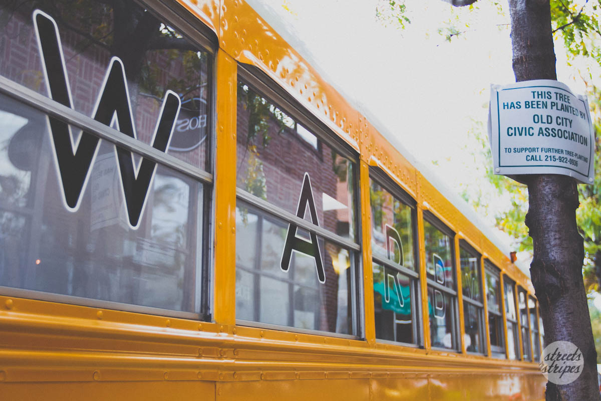 cf2aa080e3 Warby Parker in Philadelphia  Class Trip – Streets and Stripes