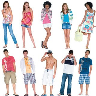 Teenage Girl Clothes Shops Online